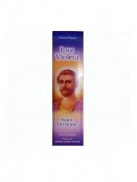 Incenso Saint Germain Luz Violeta Ananda